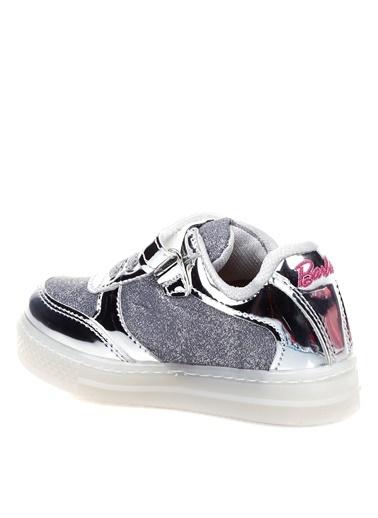 Barbie Spor Ayakkabı Gümüş